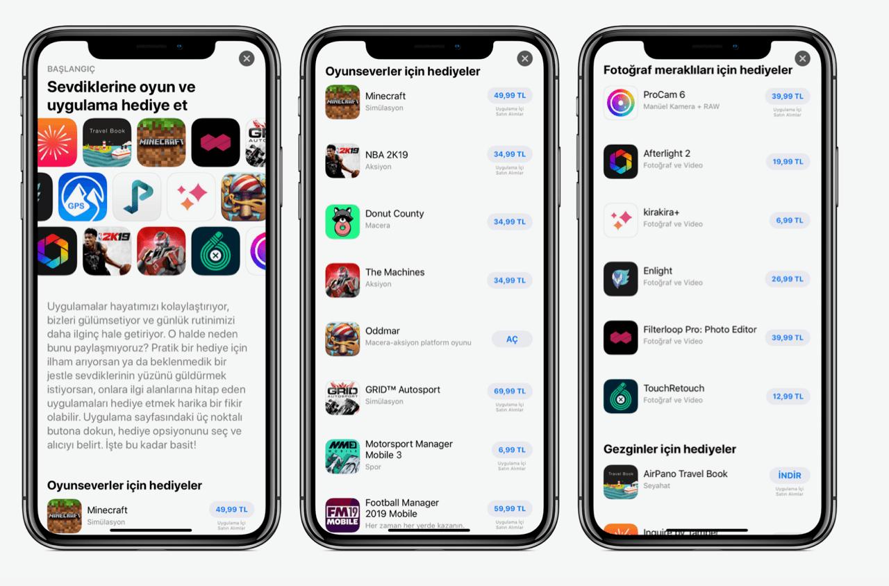 app store yılbaşı