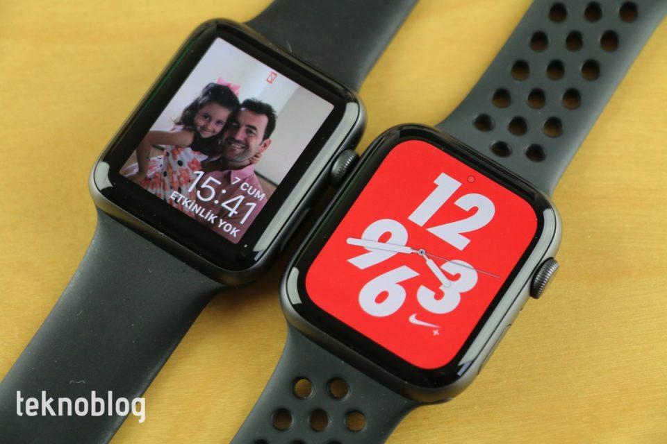 Apple Watch akıllı saat pazarında zirveyi bırakmıyor