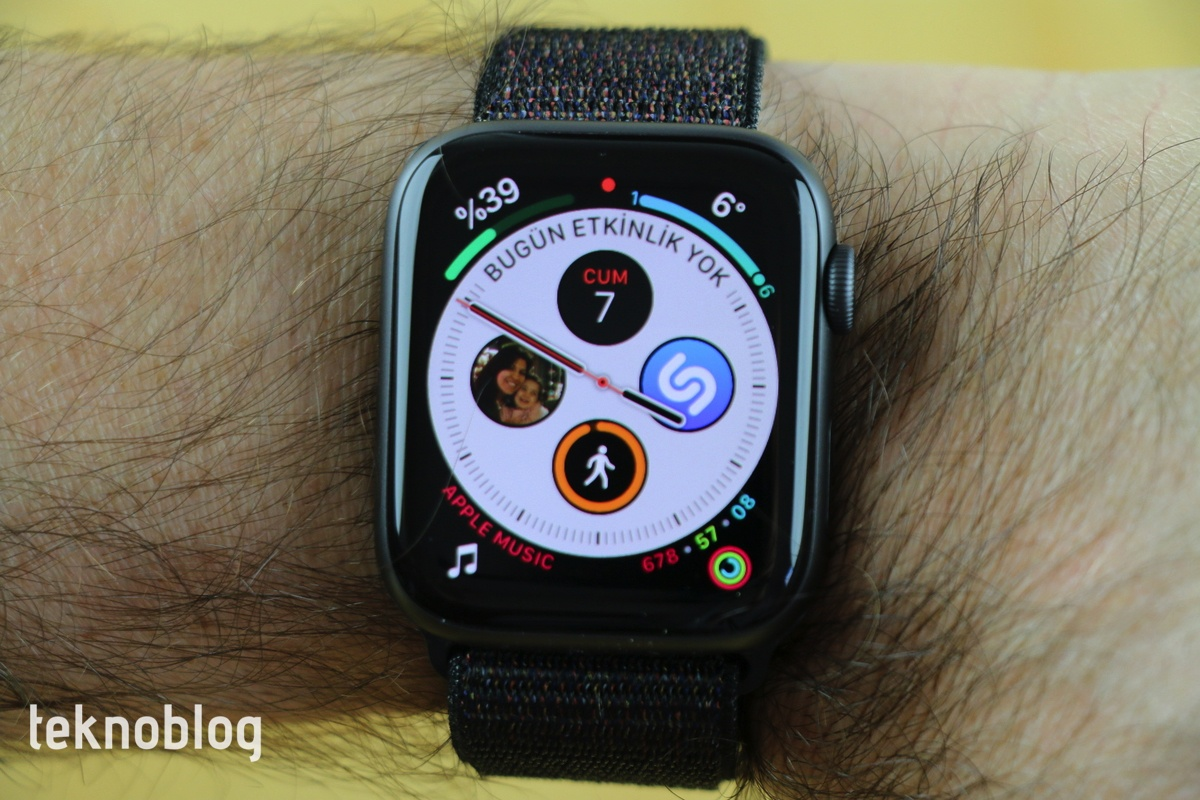 apple watch series 4 inceleme