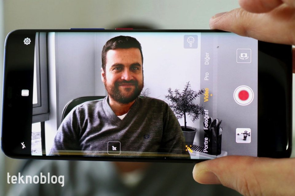 huawei mate 20 pro video yapay zekâ