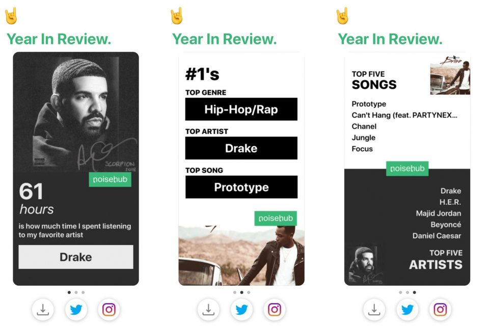 music year in review apple music