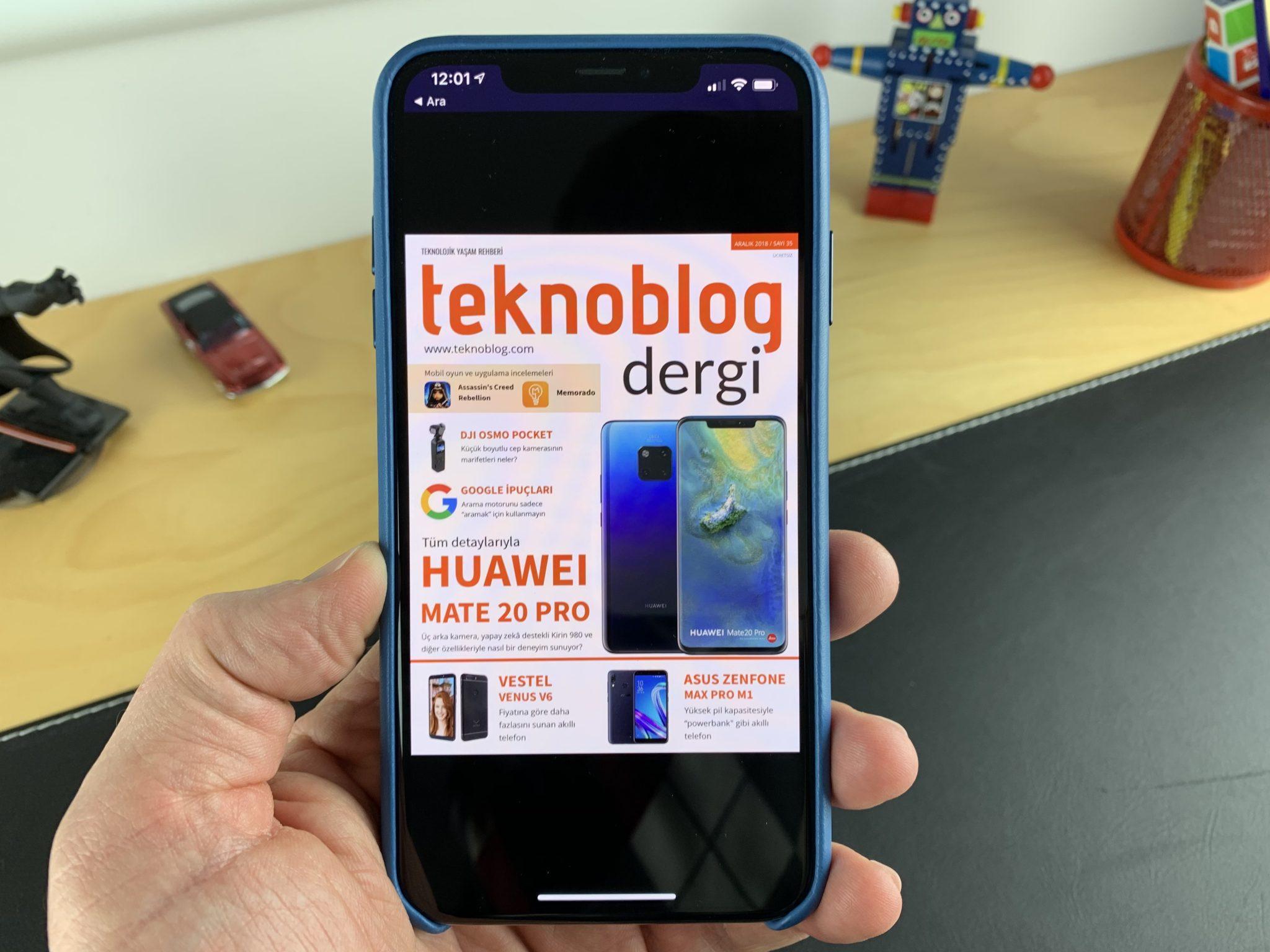 teknoblog dergi aralık 2018