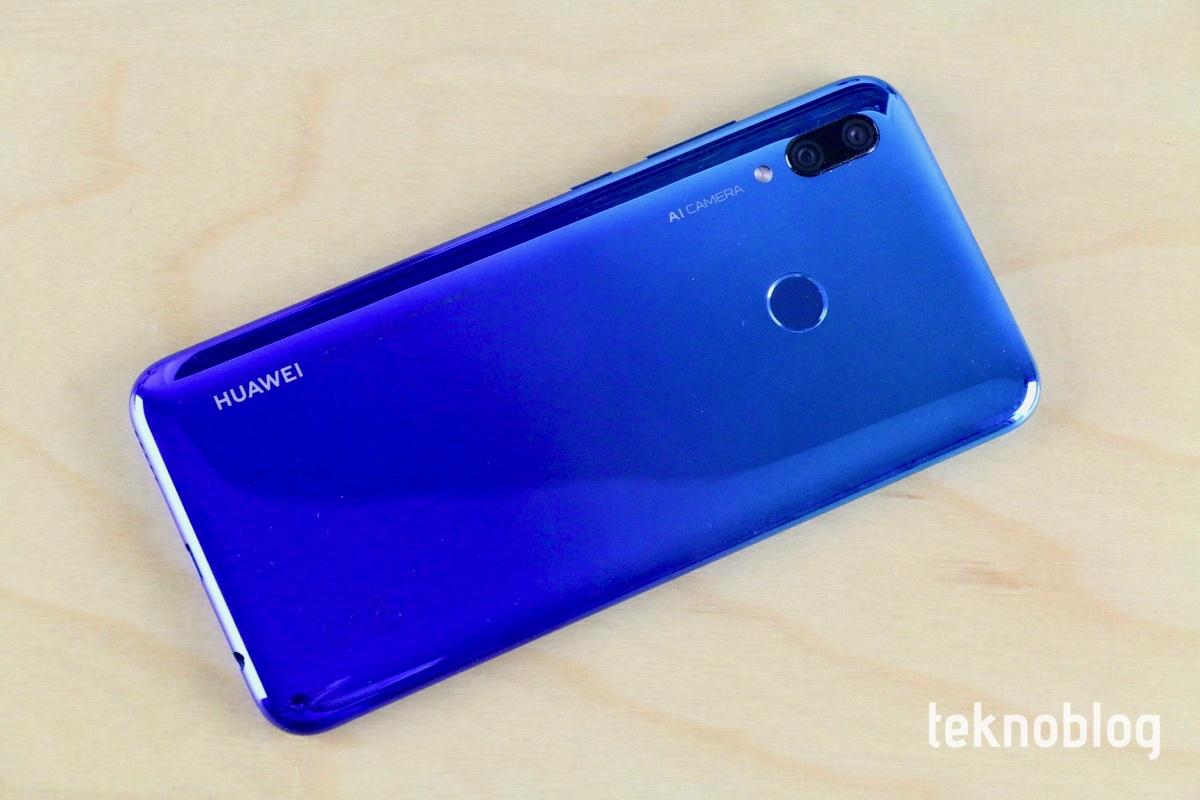 Huawei P Smart 2019 Inceleme Yorumlar Fotoğraflar