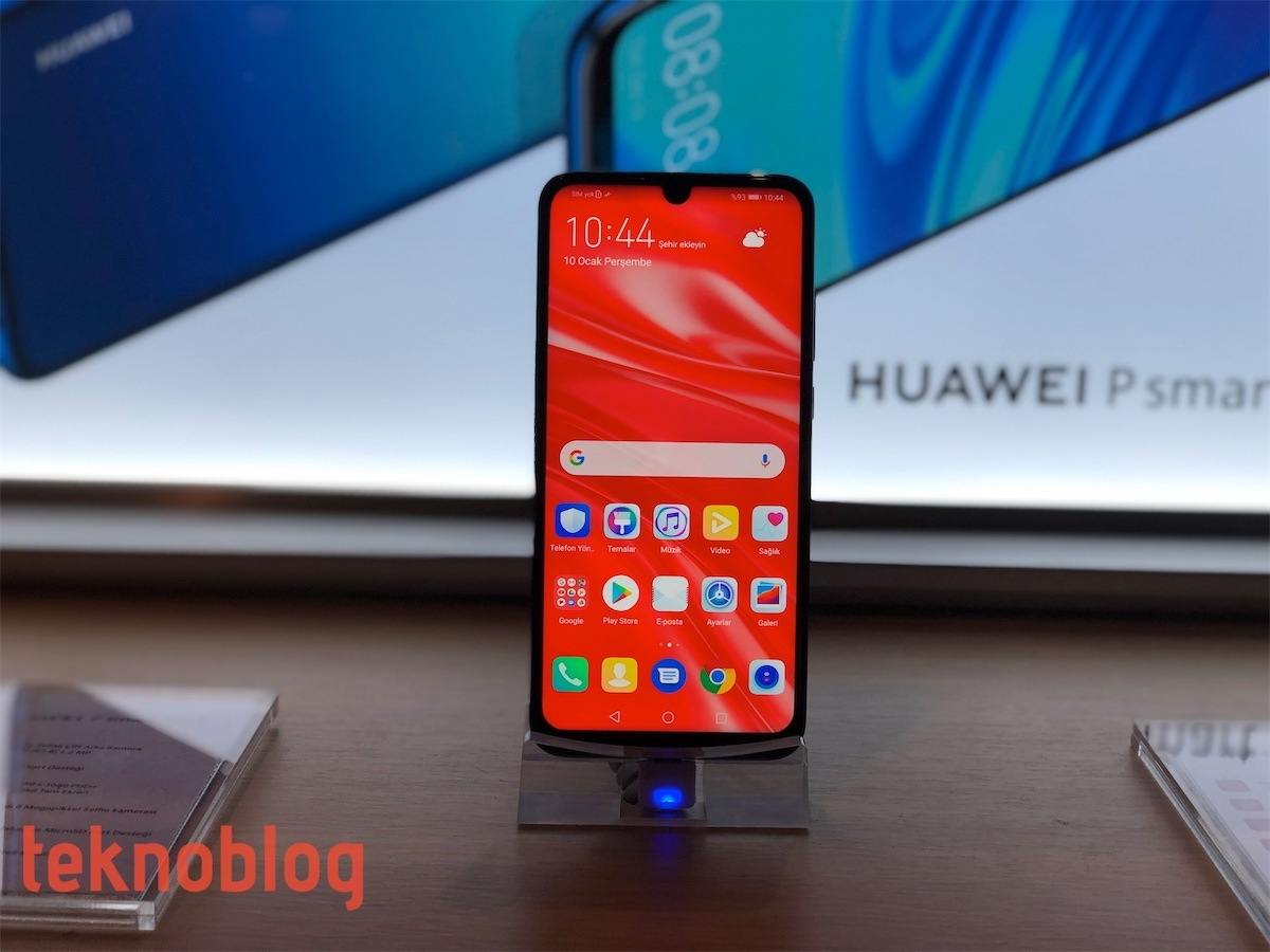 huawei p smart 2019 on inceleme