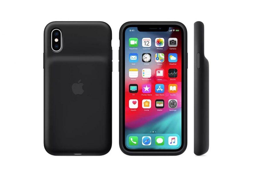 iphone xs xs max xr pilli kılıf