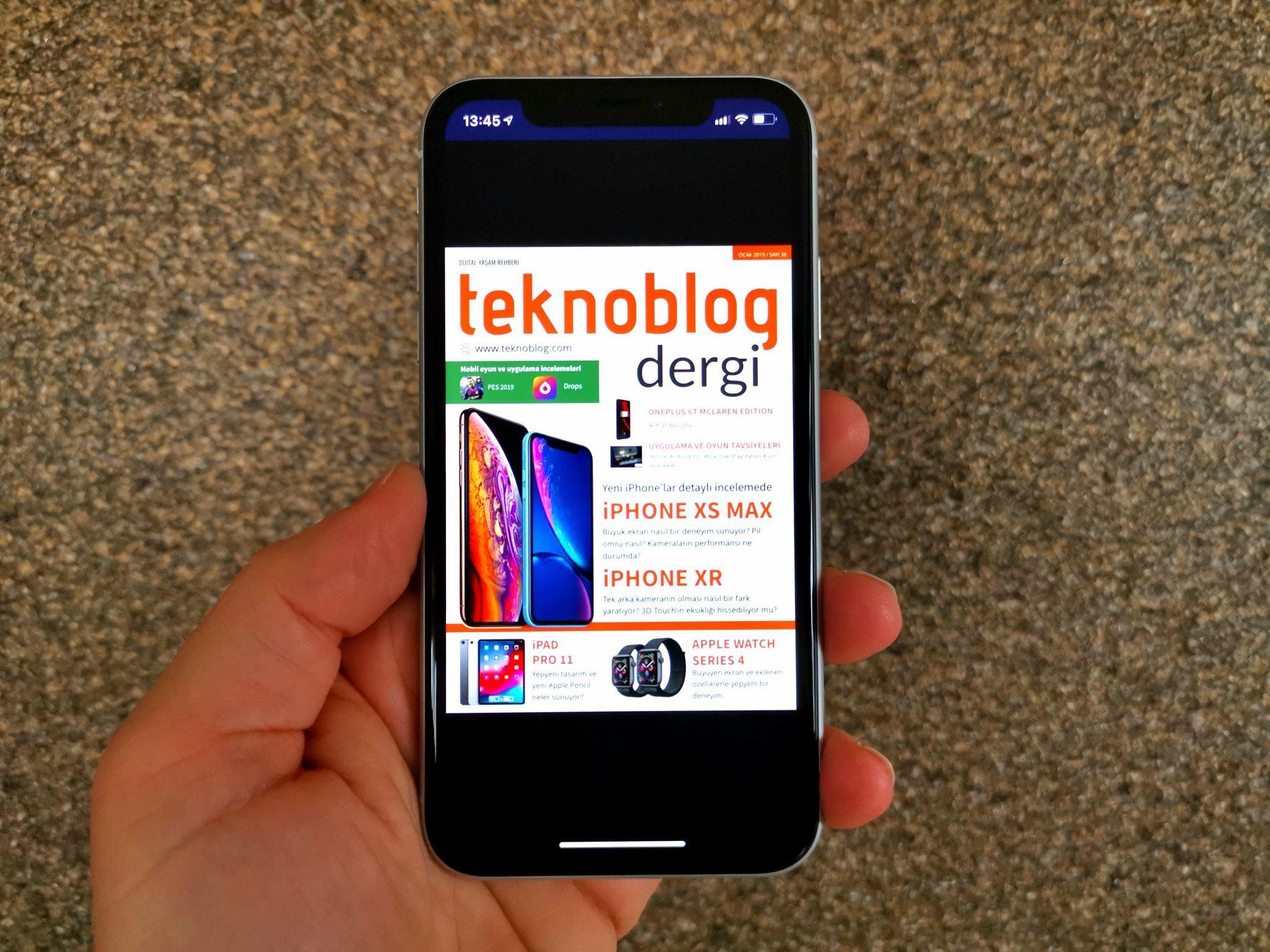 teknoblog dergi ocak 2019