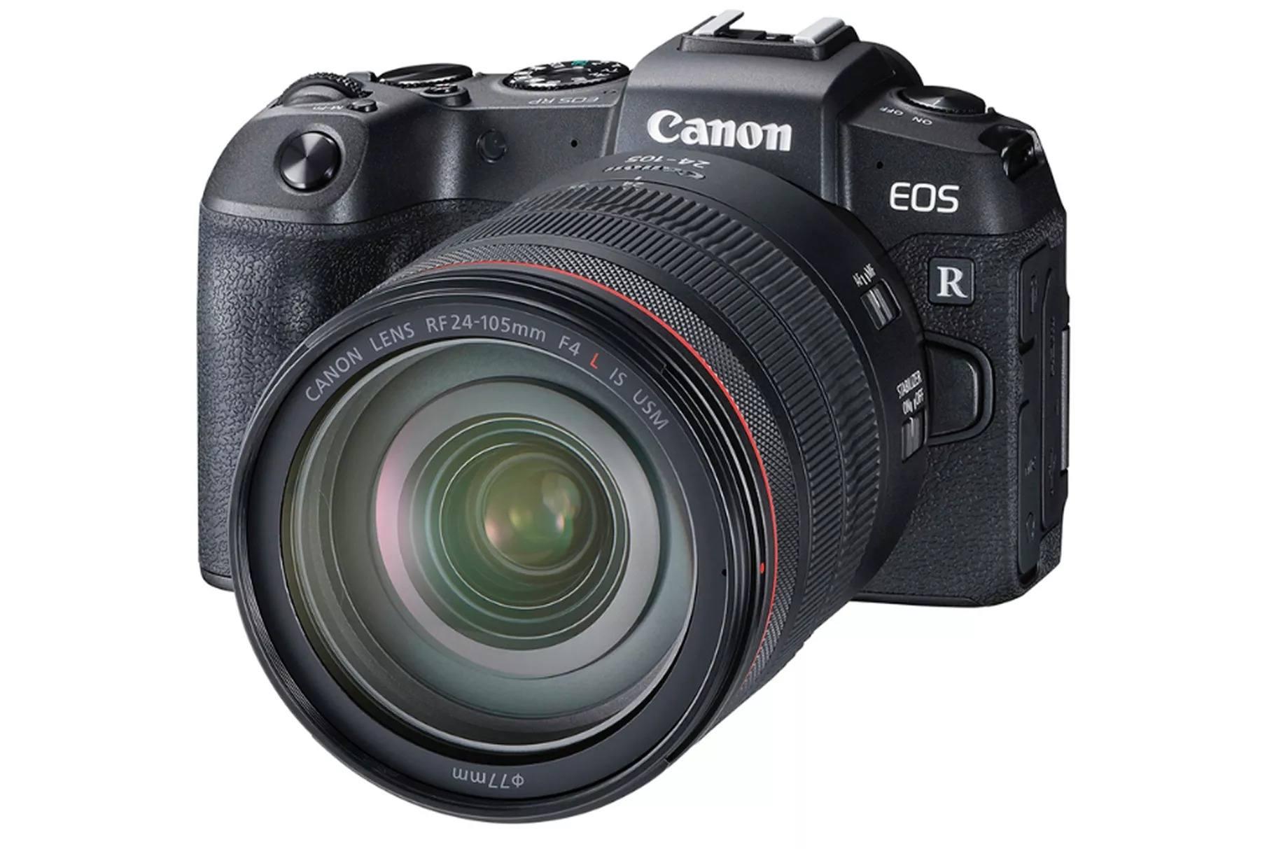 canon eos rp özellikleri
