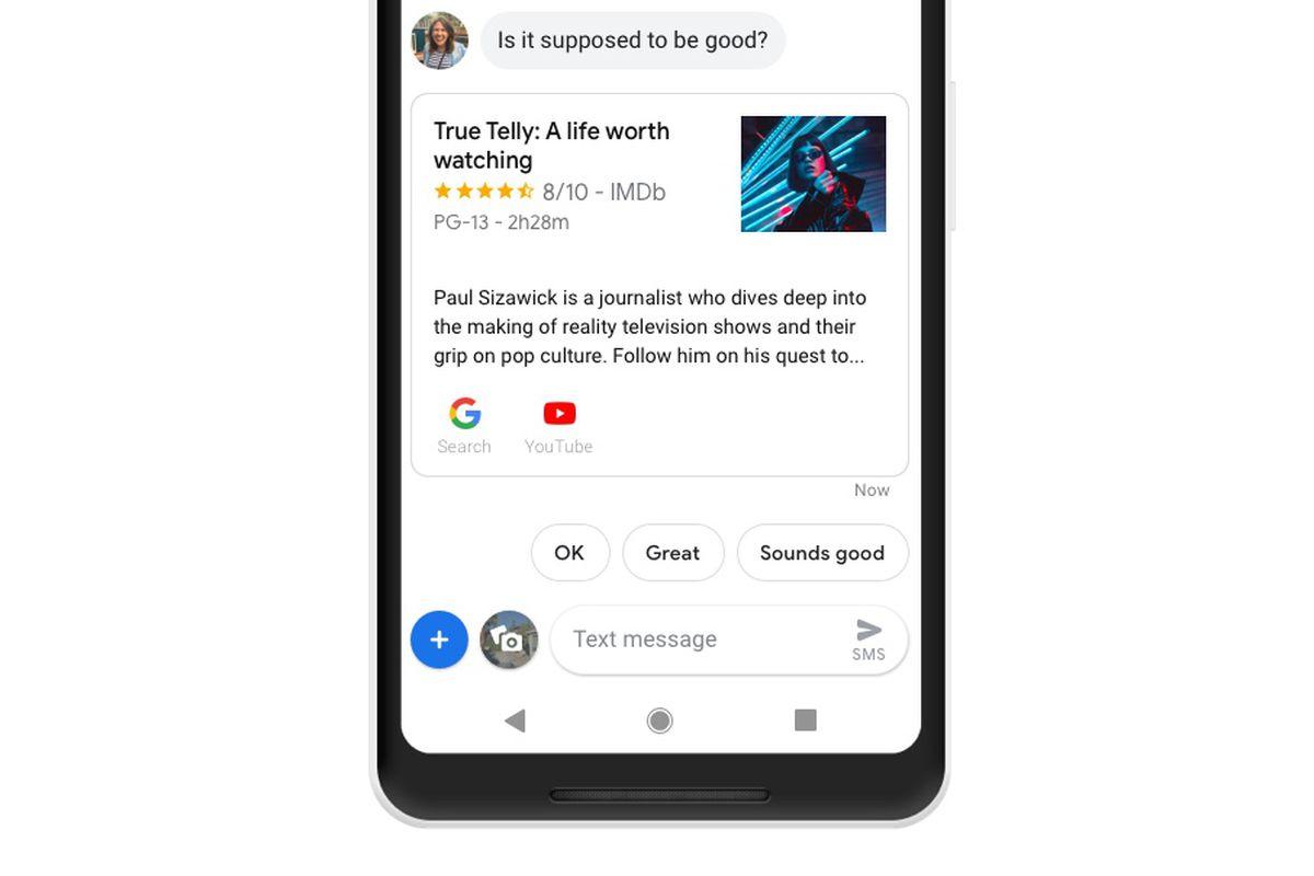 google asistan android mesajlar