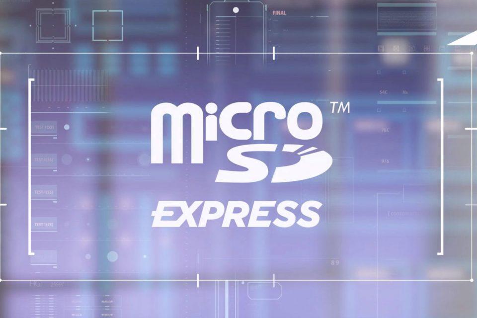 microSD Express ile küçük bellek kartlarında veri transferi hızlanıyor