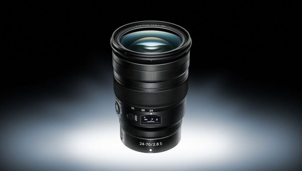 Nikon'dan profesyoneller için yetenekli yeni lens: Nikkor Z 24-70mm f/2.8 S