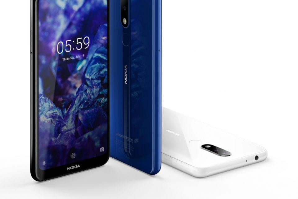 Nokia 5.1 Plus ve 3.1 Plus mart ayında Türkiye'de satışa sunuluyor
