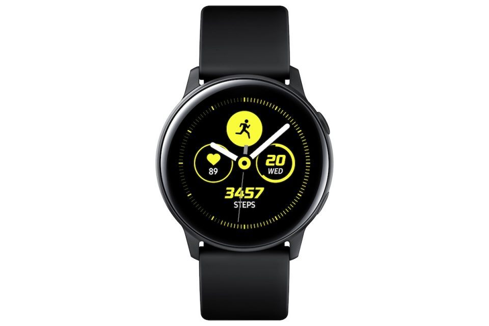 Samsung Galaxy Watch Active'in özelliklerini eski saatlerine getiriyor