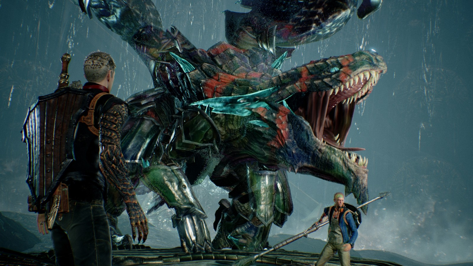 scalebound nintendo switch