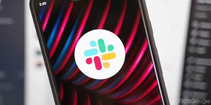 Slack logosunu bir kez daha yeniledi