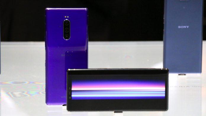 sony xperia 1 .1 akilli telefon