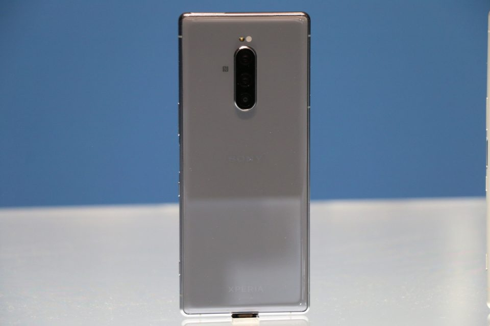 Sony Xperia 1'in kamera yeteneklerini özel videolarla sergiliyor