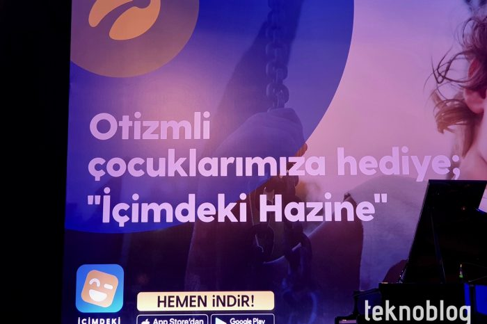 Turkcell İçimdeki Hazine ile otizmli bireylere dokunuyor - Video