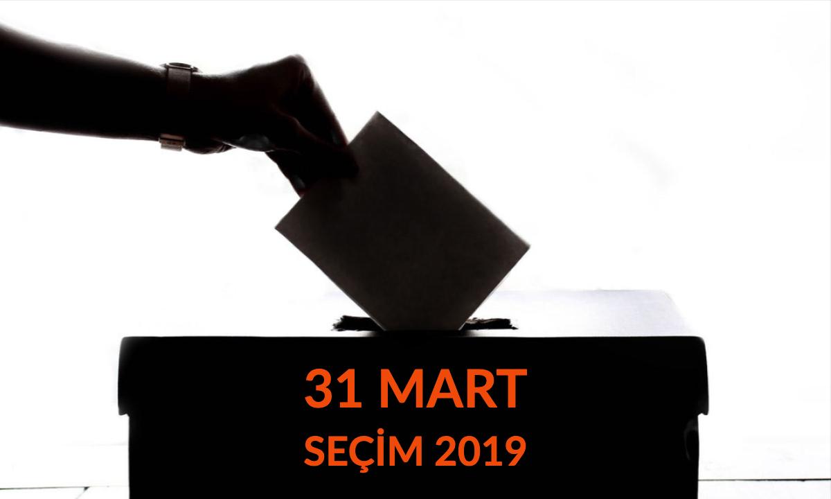 31 mart 2019 yerel seçim sonuçları