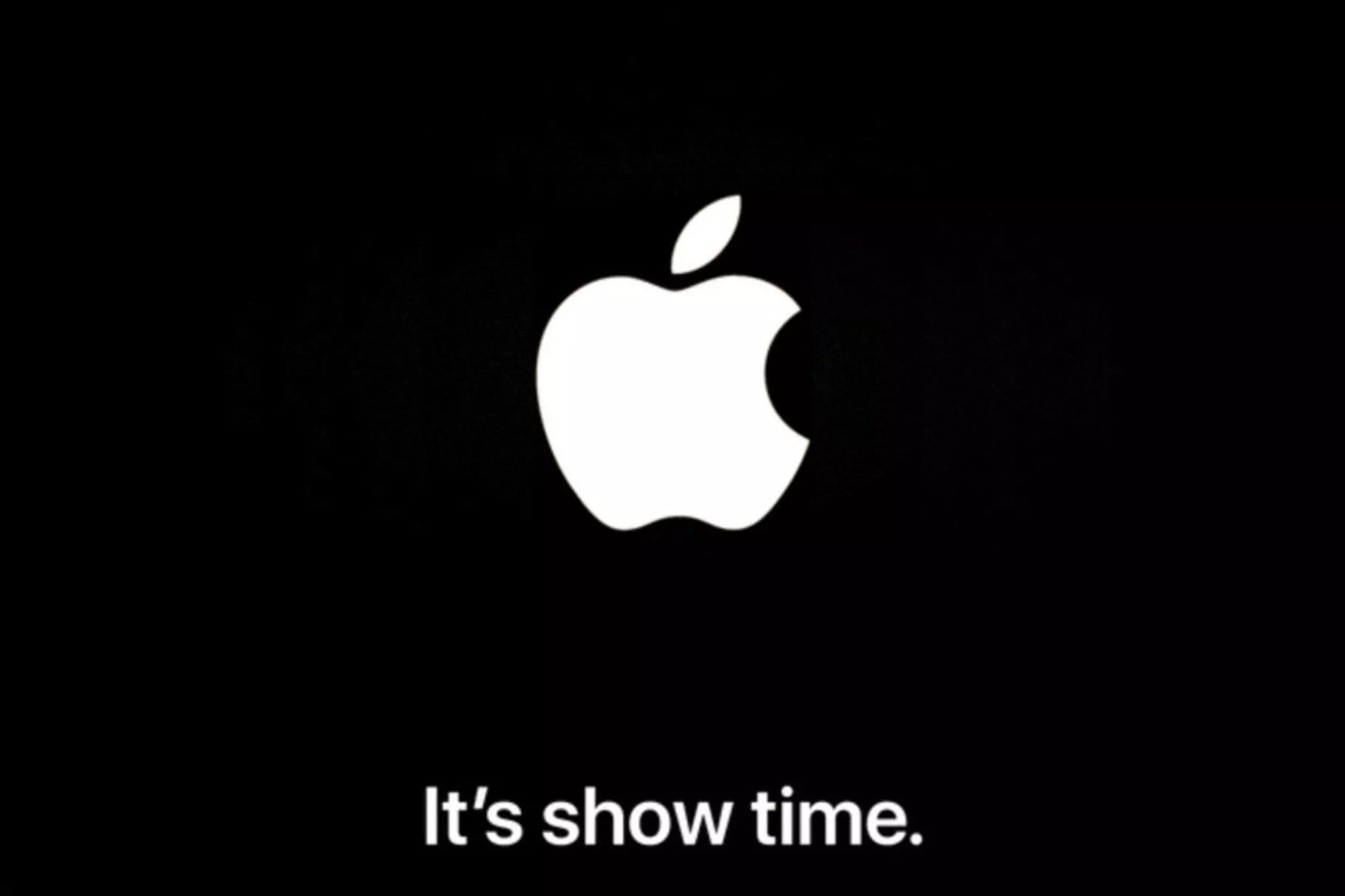 apple 25 mart etkinlik