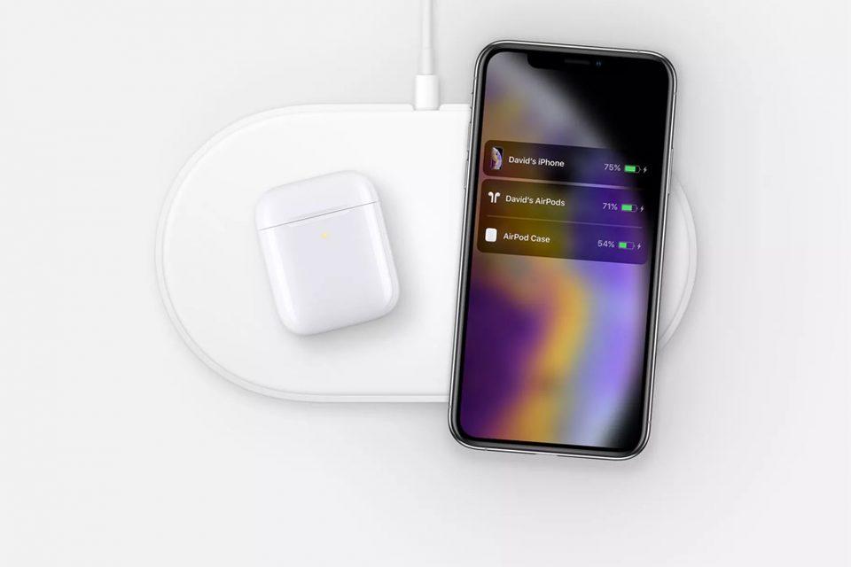 Apple'ın web sitesinde AirPower'ın yeni bir fotoğrafı görüldü