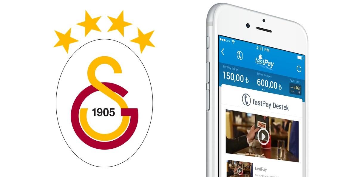 galatasaray türk telekom stadyumu fast pay