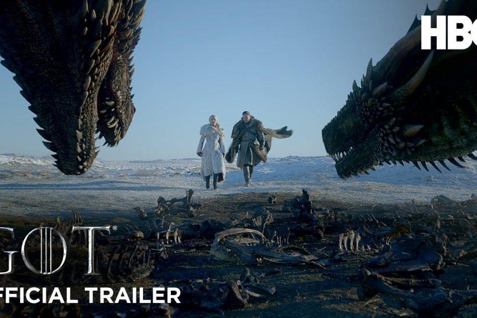 Game of Thrones final sezonunun ilk resmi fragmanı yayında - Video