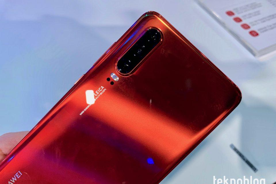 Huawei P30 Ön İnceleme - Video