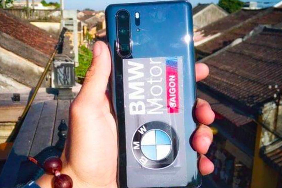 Huawei P30 Pro bir kez daha görüldü
