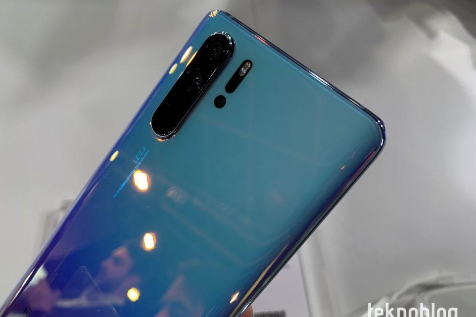 Huawei P30 Pro Ön İnceleme - Video