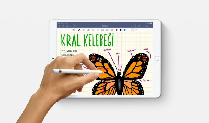 Apple 10.5 inç iPad Air ve Apple Pencil destekli iPad mini'yi duyurdu