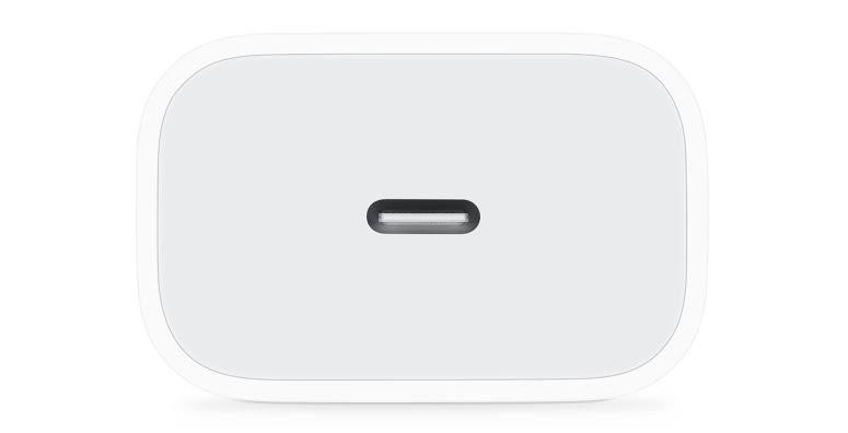 apple 18w usb-c şarj adaptörü