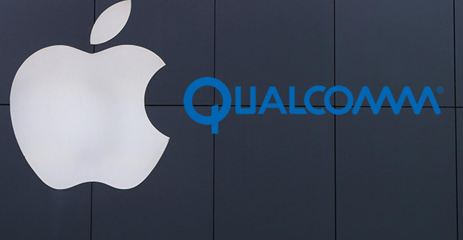 apple qualcomm dava