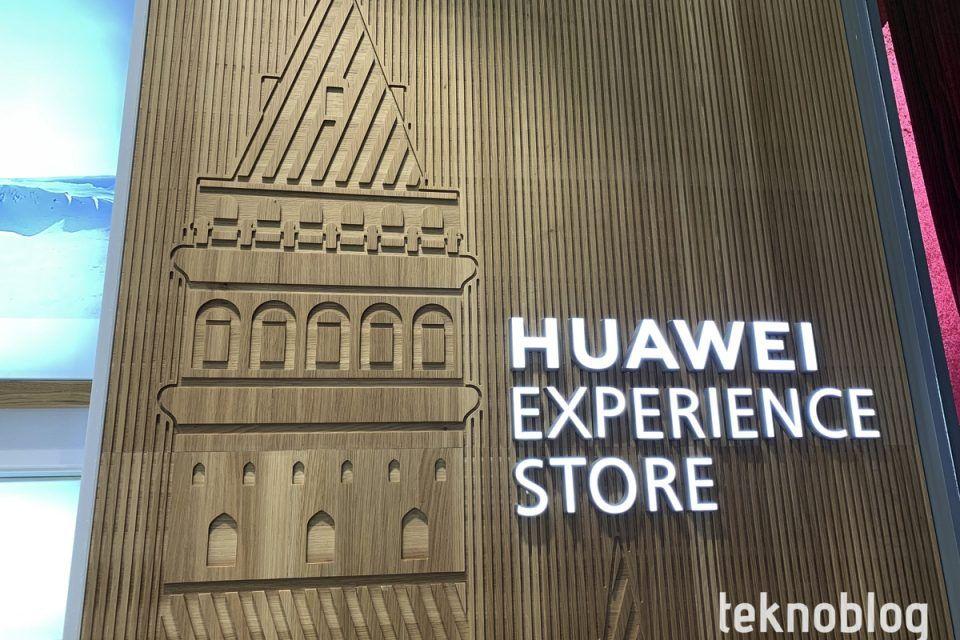 huawei deneyim mağazası istanbul