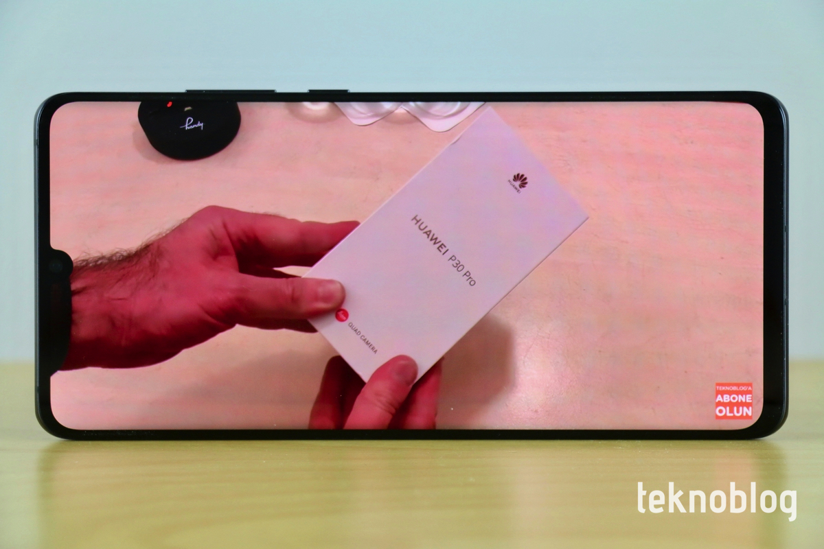 Huawei P30 Pro İncelemesi 4