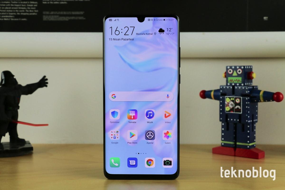 Huawei P30 Pro İncelemesi 1