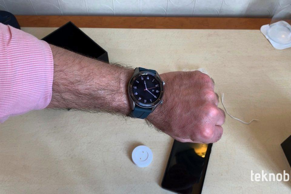 Video: Huawei Watch GT Active Kutusundan Çıkıyor