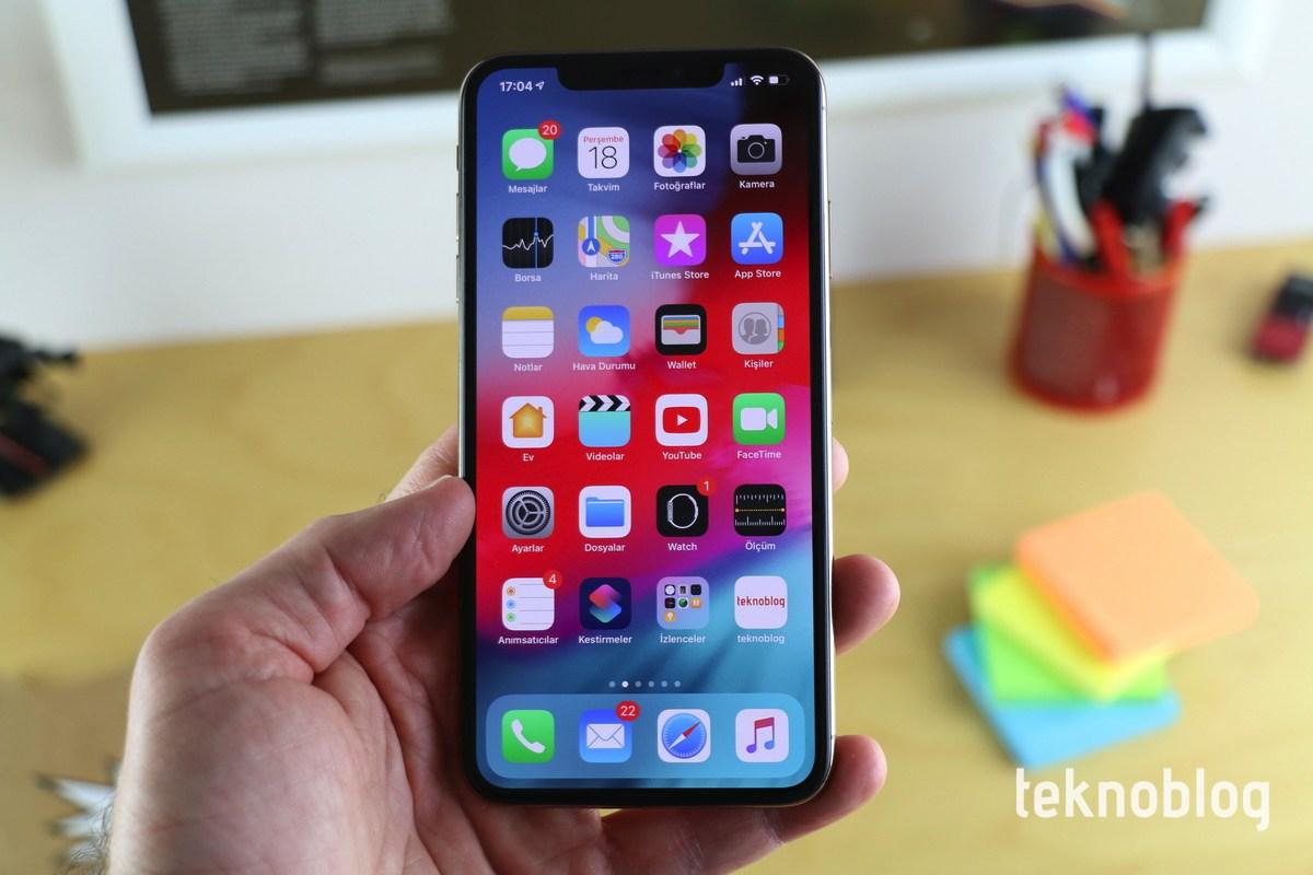 iphone xs ve iphone xs max ipuçları