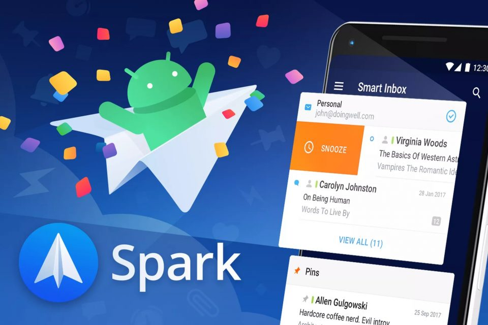 spark android