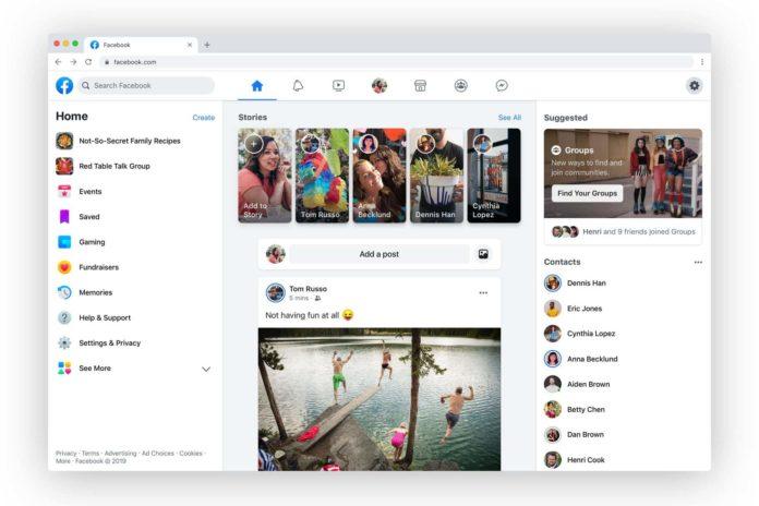 Facebook ana uygulamasında gruplar ve etkinliklere yoğunlaşıyor