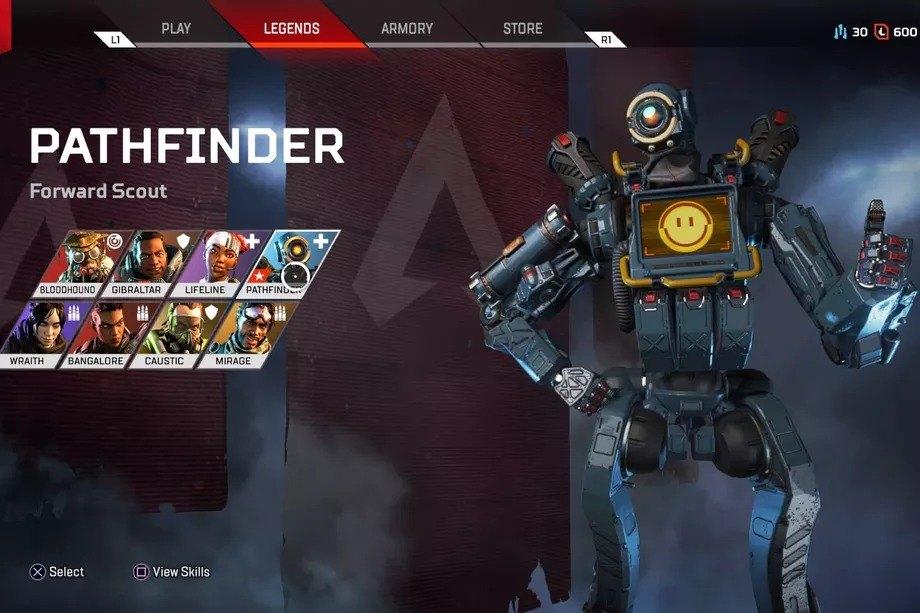 apex legends mobil