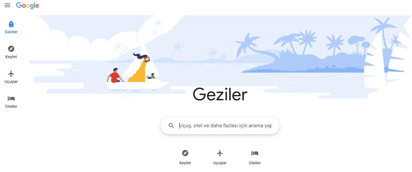 google geziler