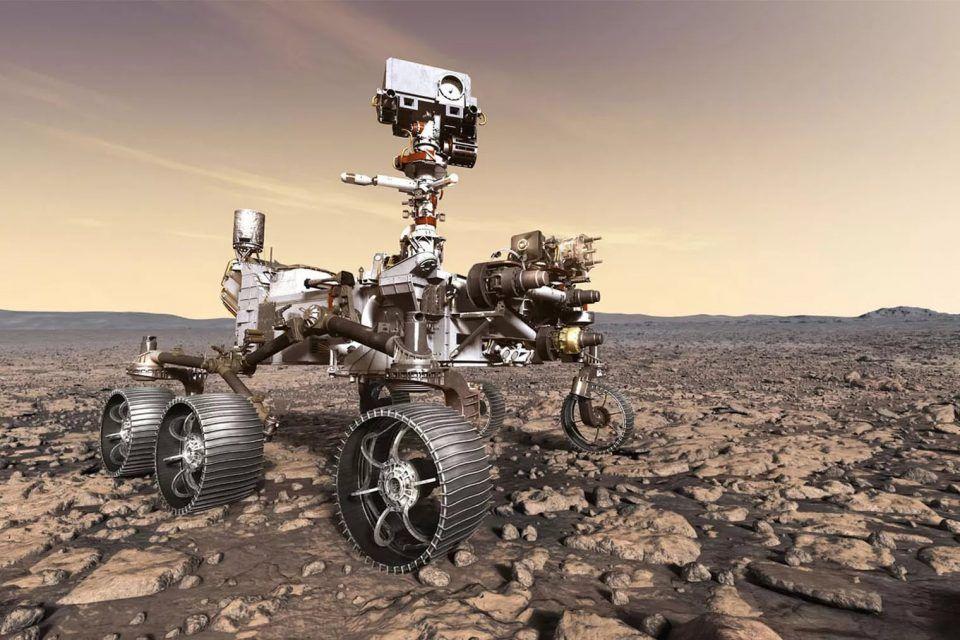 Adınız Mars 2020 aracıyla uzaya çıksın