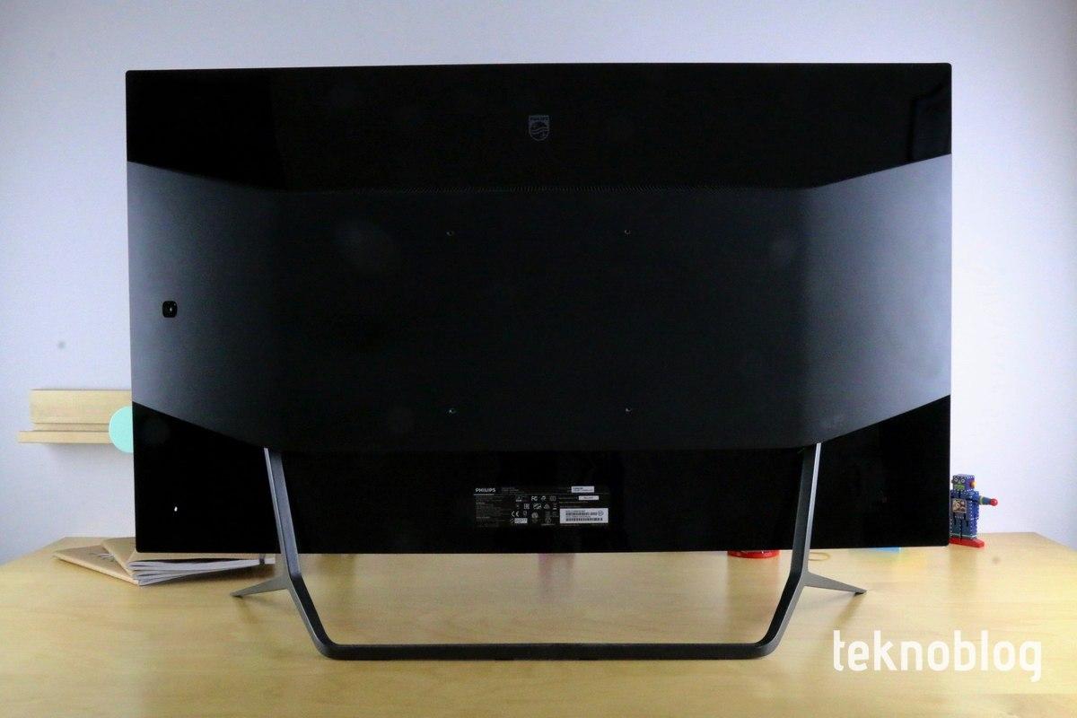 Philips 436M6VBPAB 4K HDR ekran İncelemesi 1