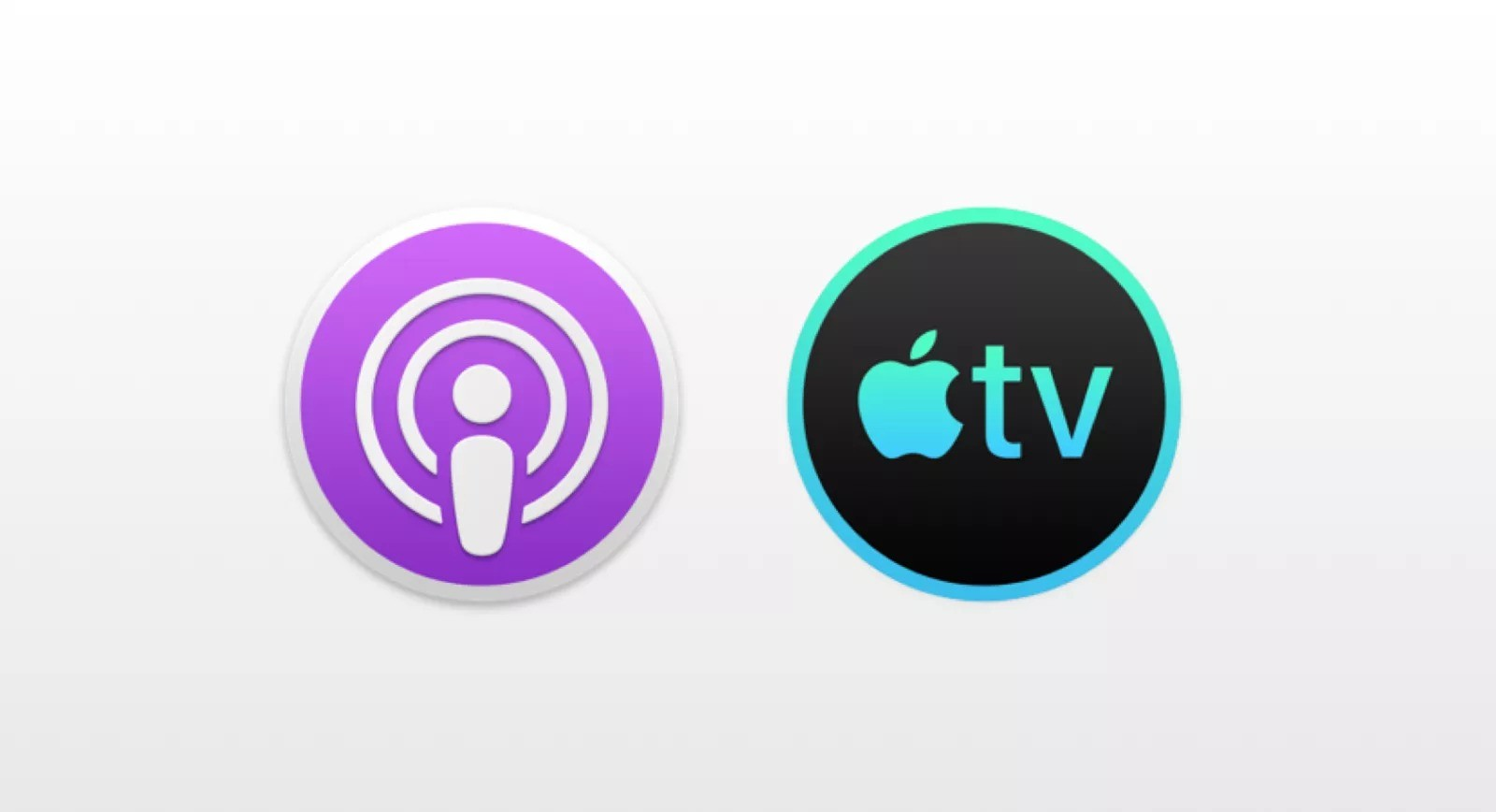 podcast'ler apple tv+