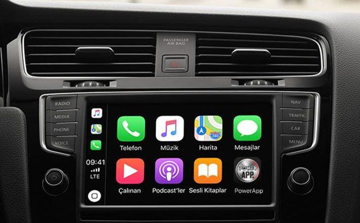 powerapp carplay