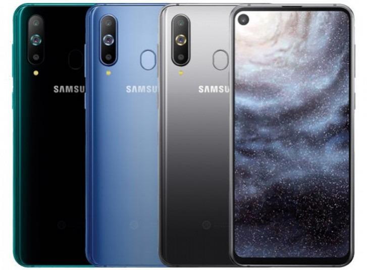 Samsung Galaxy A8s için Android Pie dağıtımı başladı