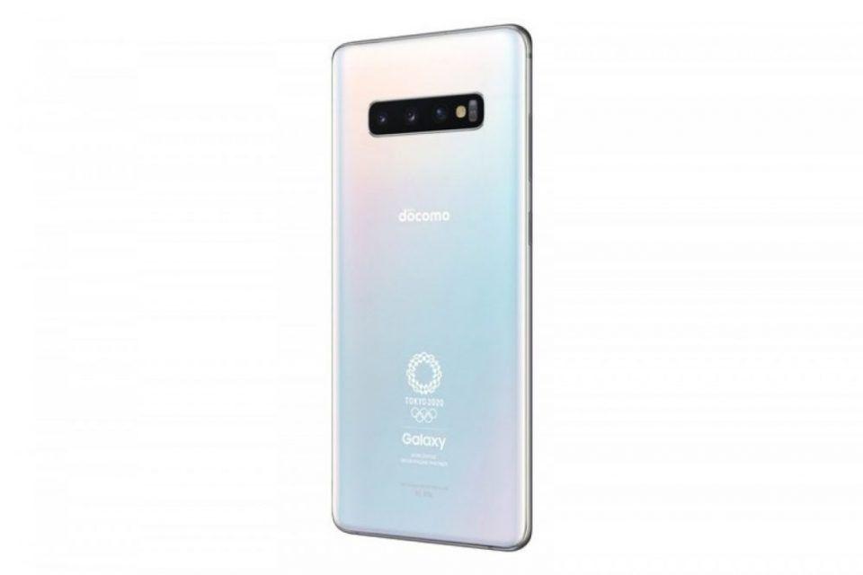 Samsung özel Galaxy S10+ ile Olimpiyat meşalesini şimdiden yakıyor