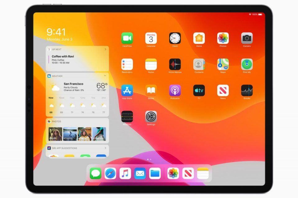 iPadOS ile iPad aranan kana kavuşuyor