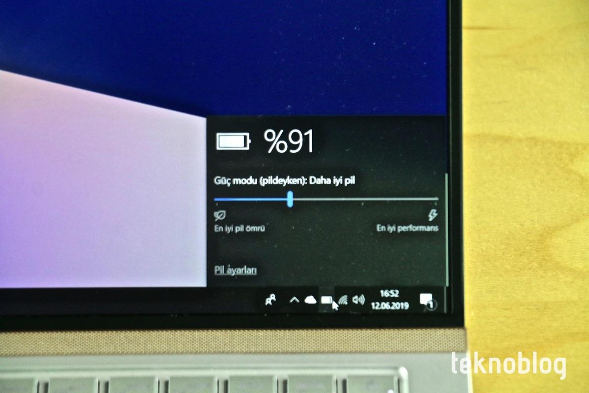 Asus ZenBook 13 UX333F İncelemesi 9