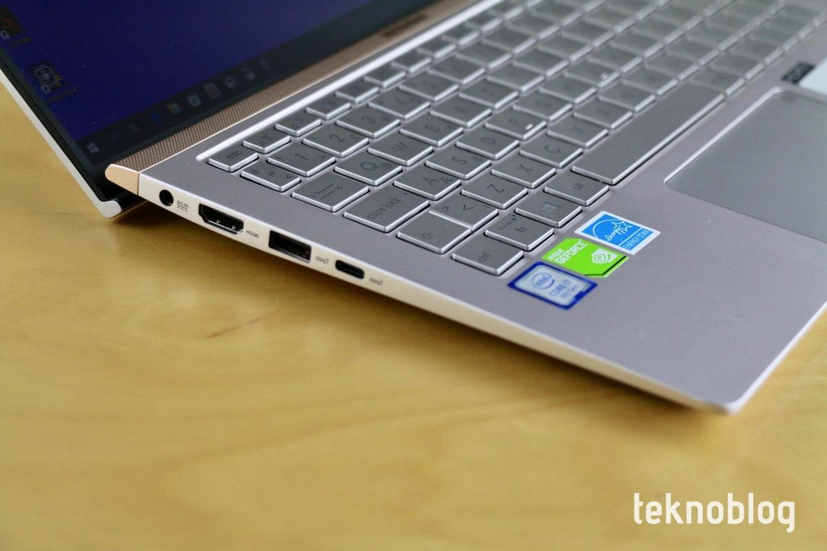Asus ZenBook 13 UX333F İncelemesi 5